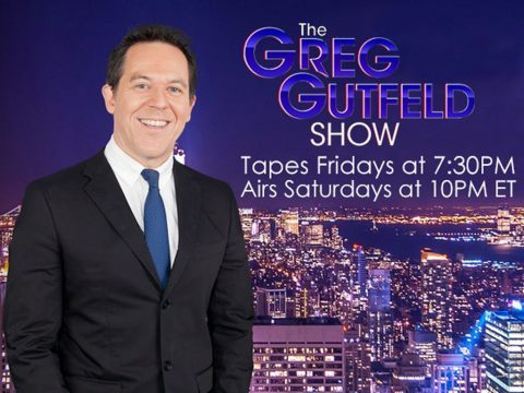 Greg Gutfeld hosts The Greg Gutfeld Show