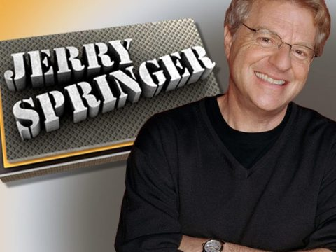 The Jerry Springer Show Featured Image