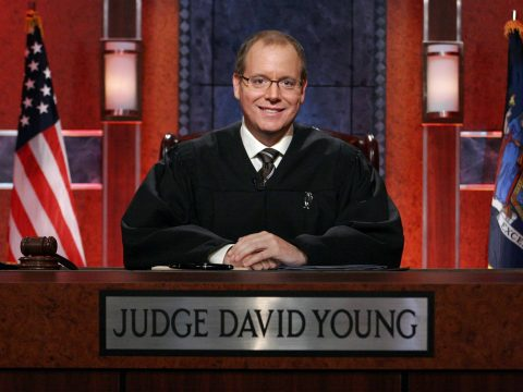 Judge David Young Featured Image