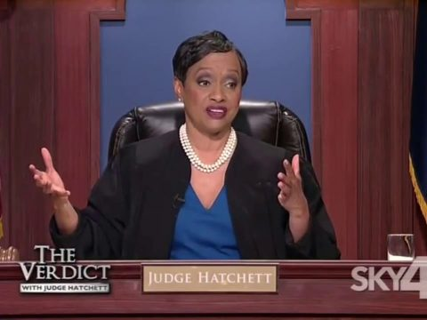 Judge Hatchett Featured Image