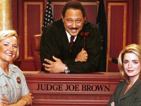 Judge Joe Brown Featured Image