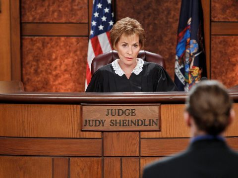 Judge Judy Featured Image