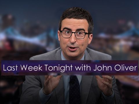Last Week Tonight with host John Oliver