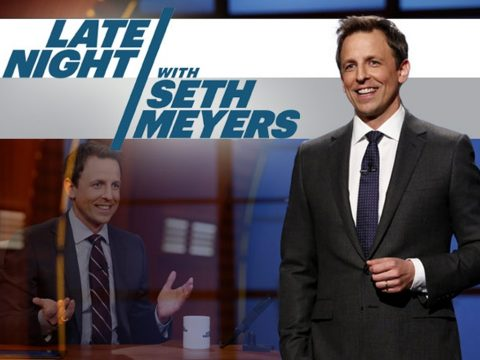 Late Night with Seth Meyers Featured Image