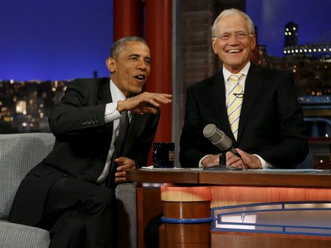 The Late Show with David Letterman Featured Image
