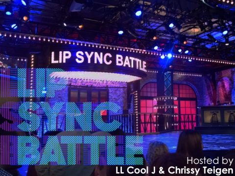 Lip Sync Battle hosted by LL Cool J and Chrissy Teigen