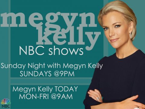 Megyn Kelly TODAY on NBC
