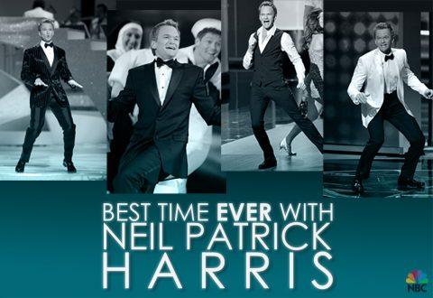 Neil Patrick Harris Hosts Best Time Ever