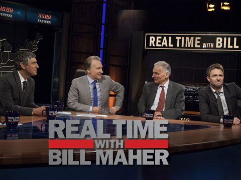 Real Time with Bill Maher Featured Image