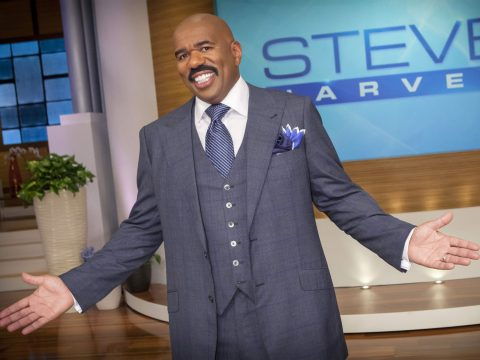 Steve Harvey Featured Image
