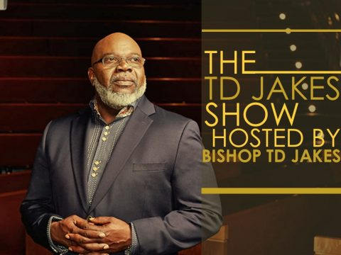TD Jakes Featured Image