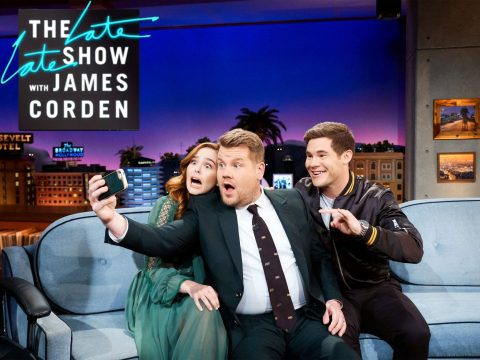 The Late Late Show with James Corden Featured Image