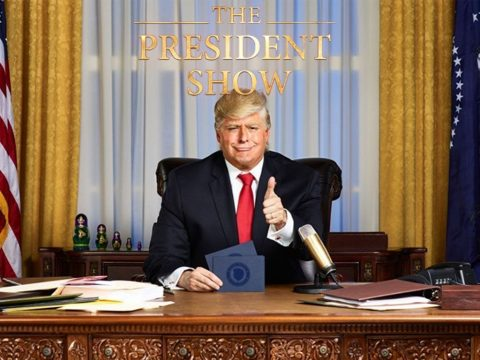 The President Show on Comedy Central
