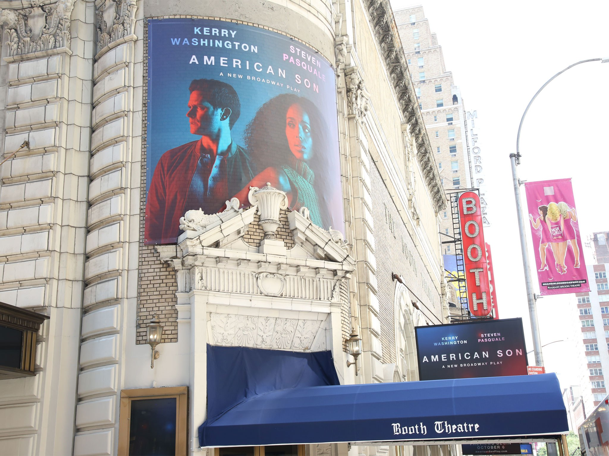American Son Marquee