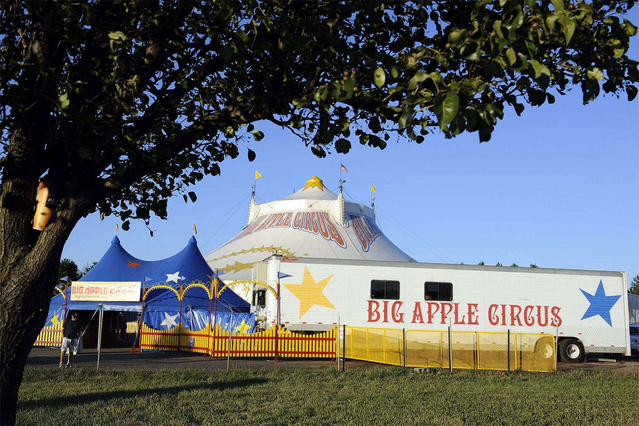 Big Apple Circus New York Marquee
