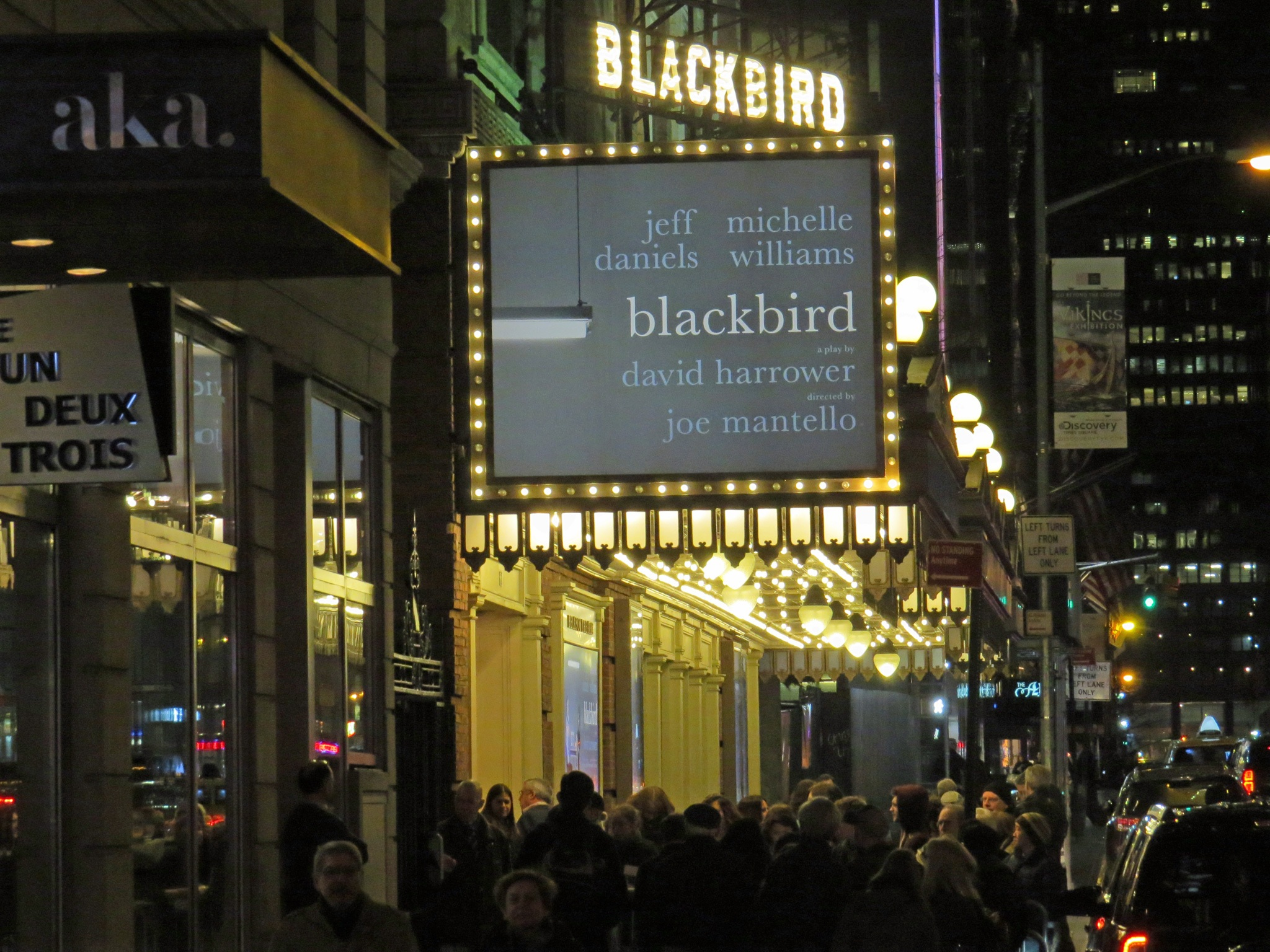 Blackbird Marquee