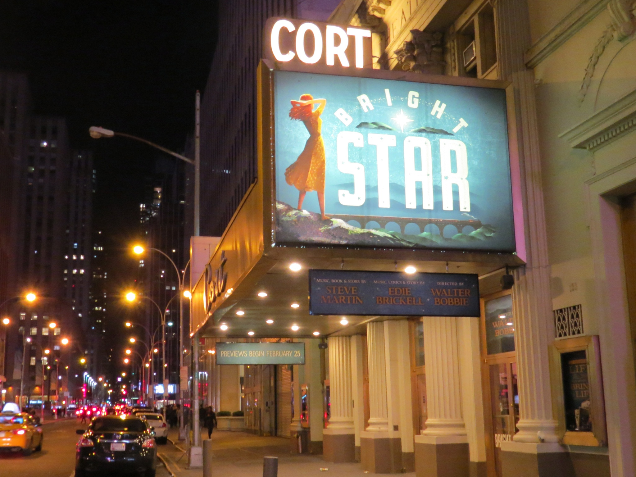 Bright Star Marquee