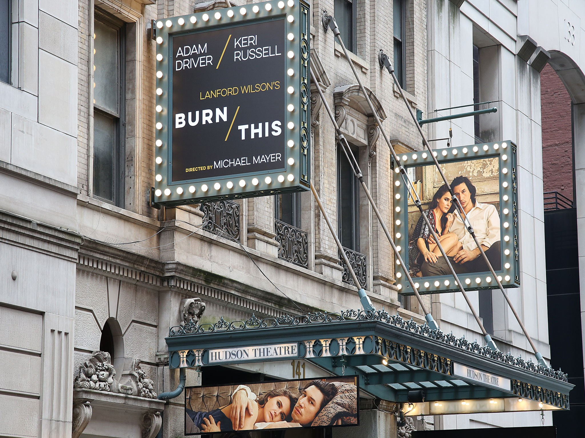 Burn This at the Hudson Theatre