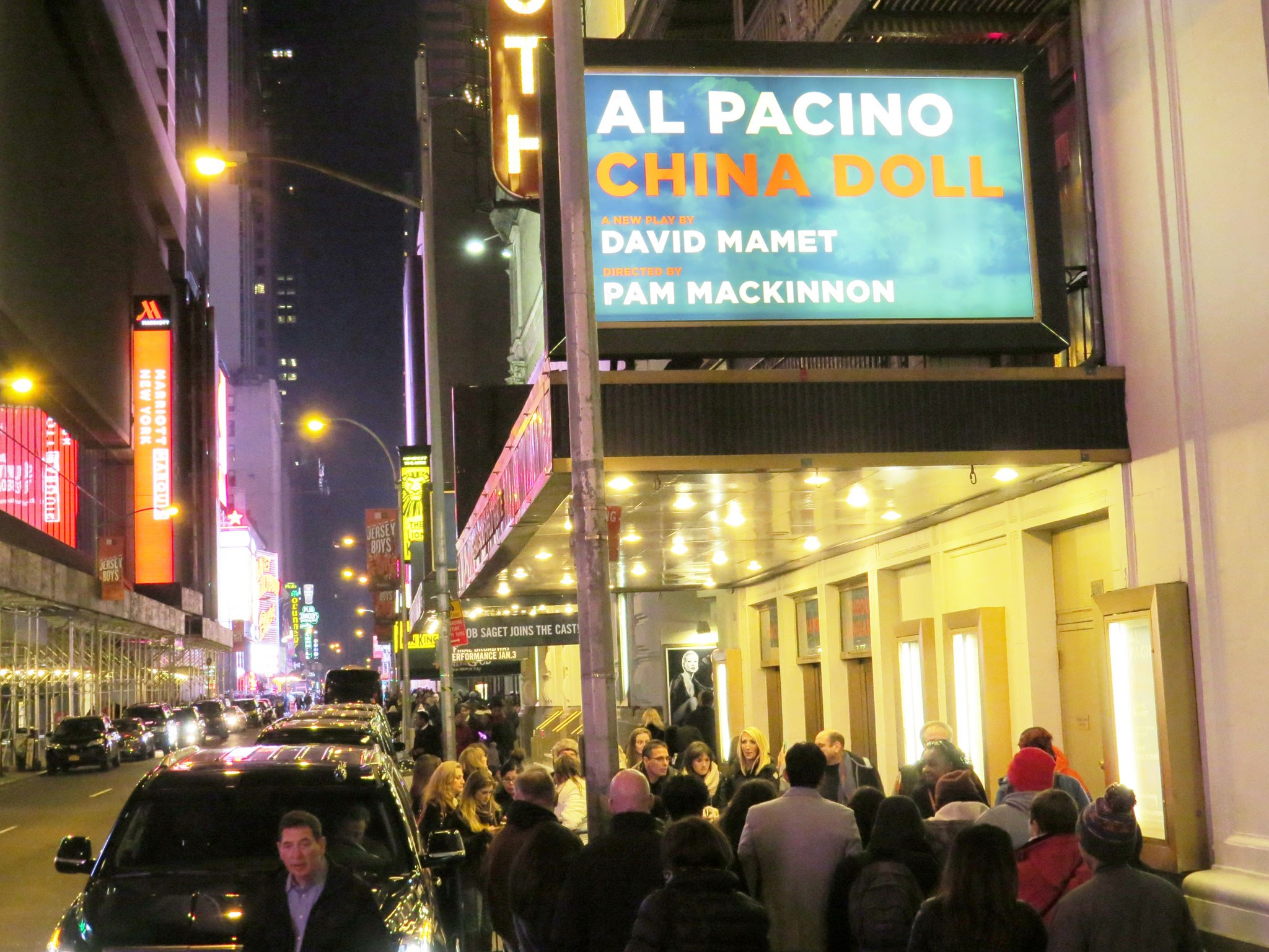 China Doll Marquee