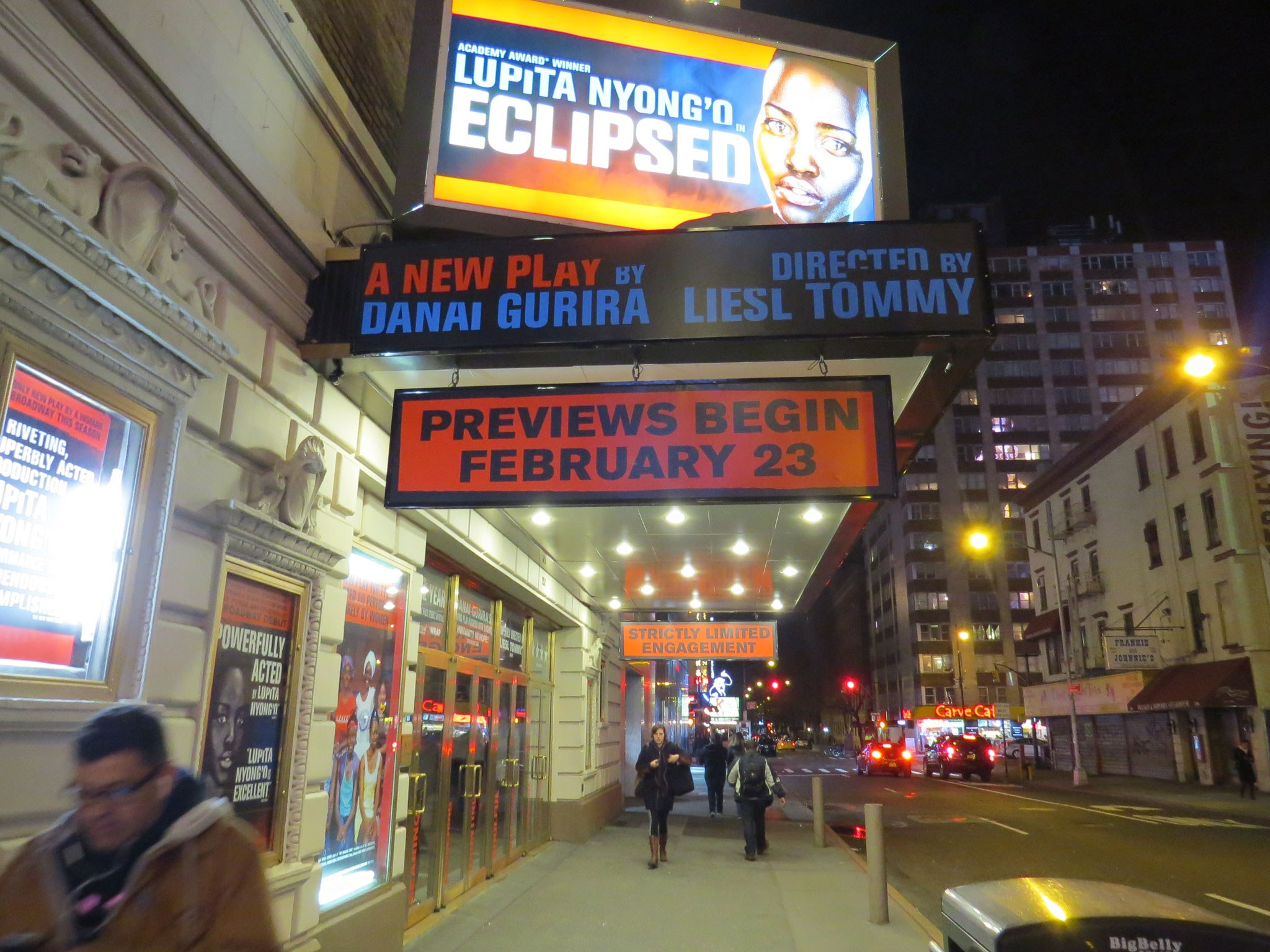 Eclipsed Marquee