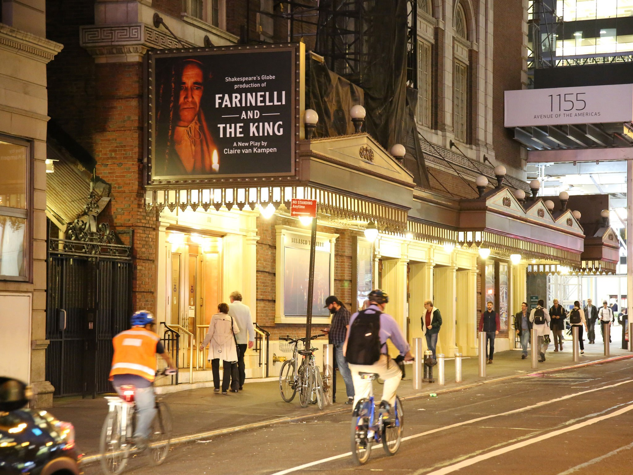 Farinelli and the King  Marquee