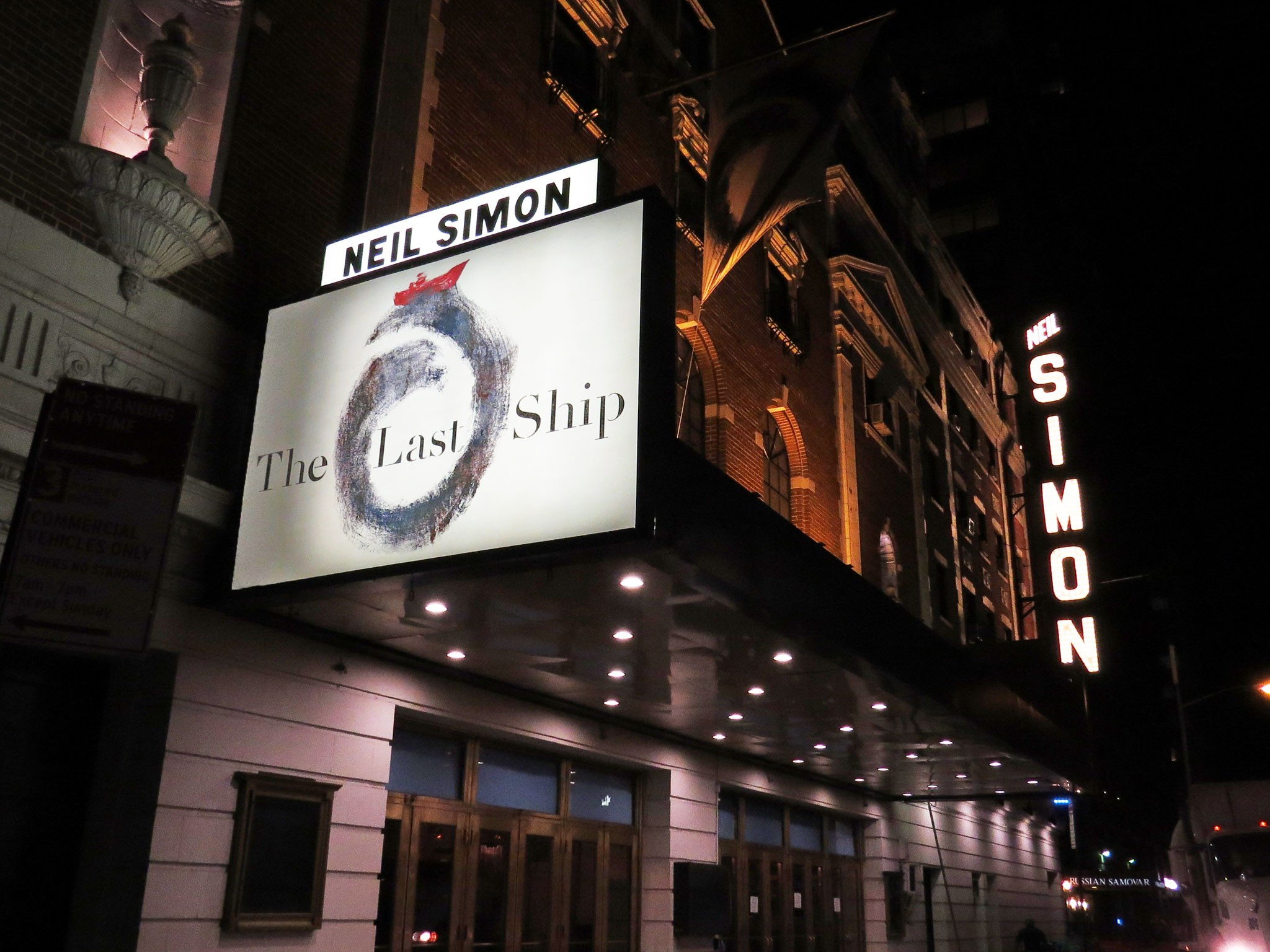 The Last Ship Marquee