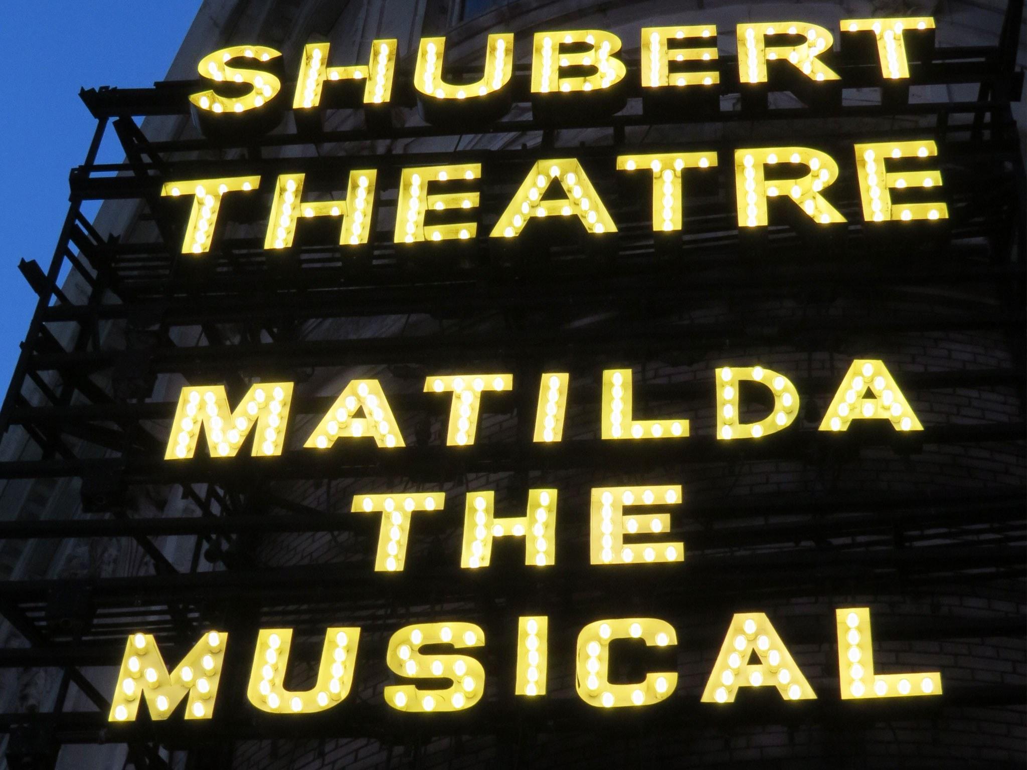 Matilda Marquee