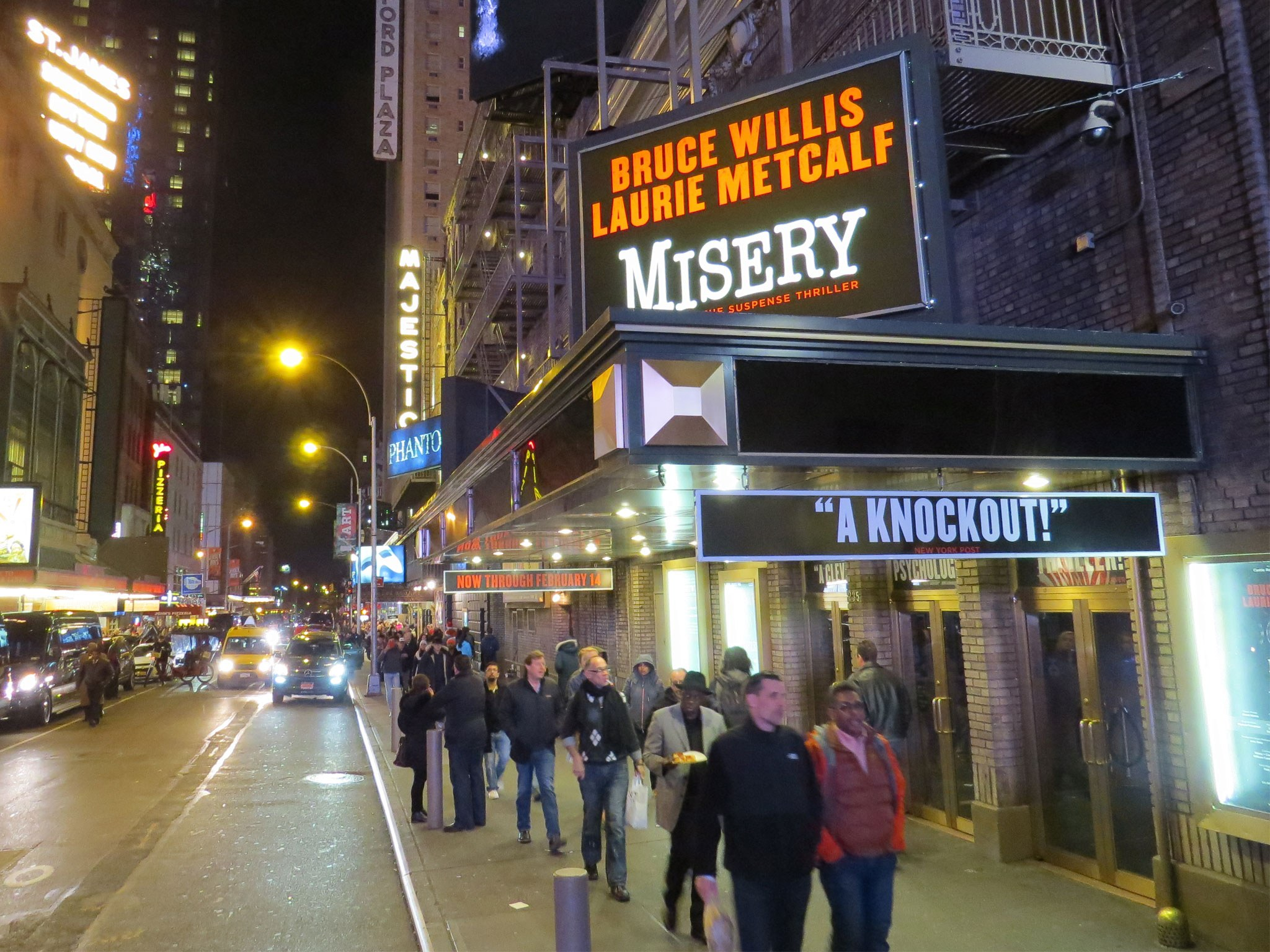 Misery Marquee