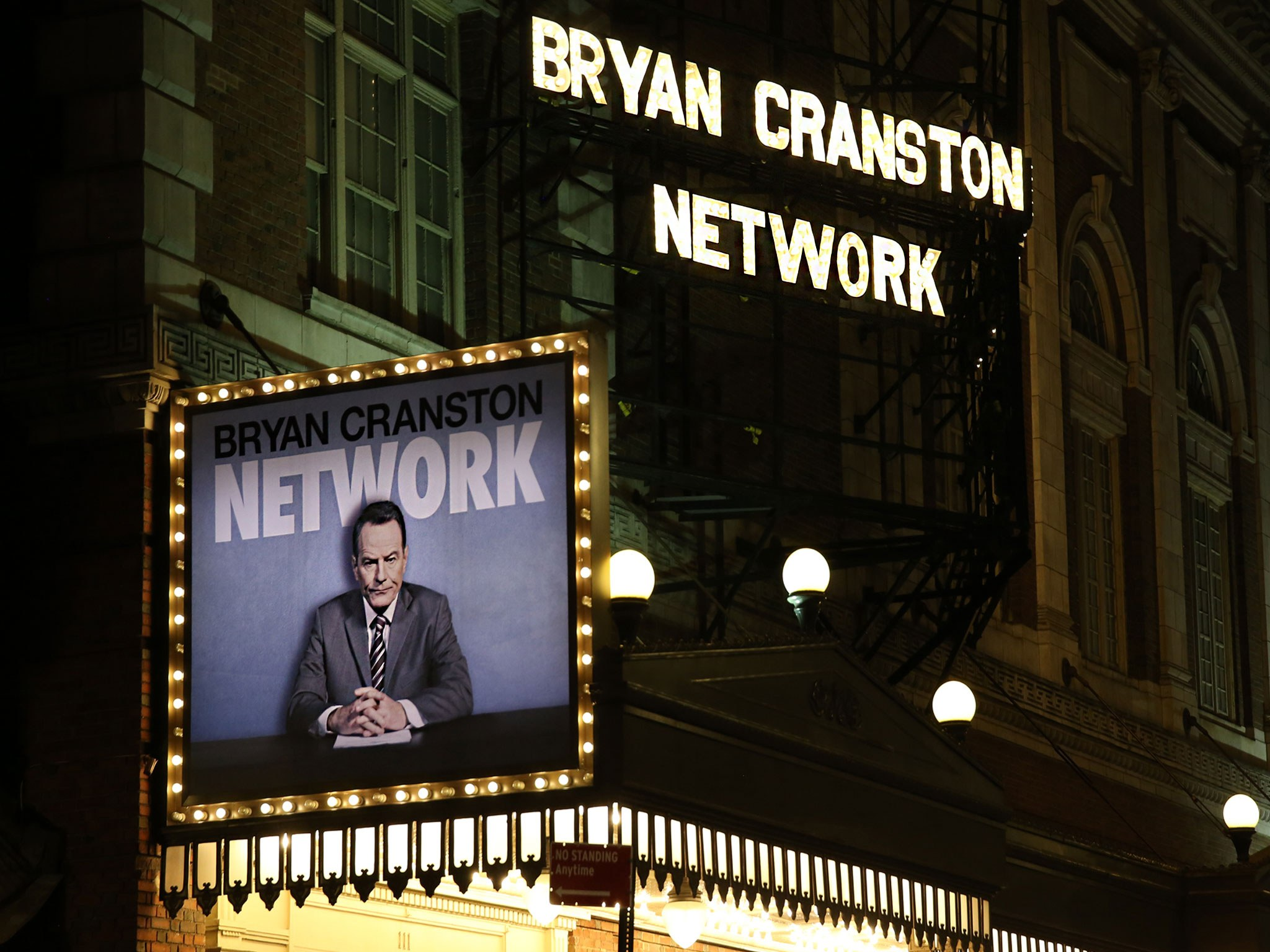 The Network at the Belasco Theatre