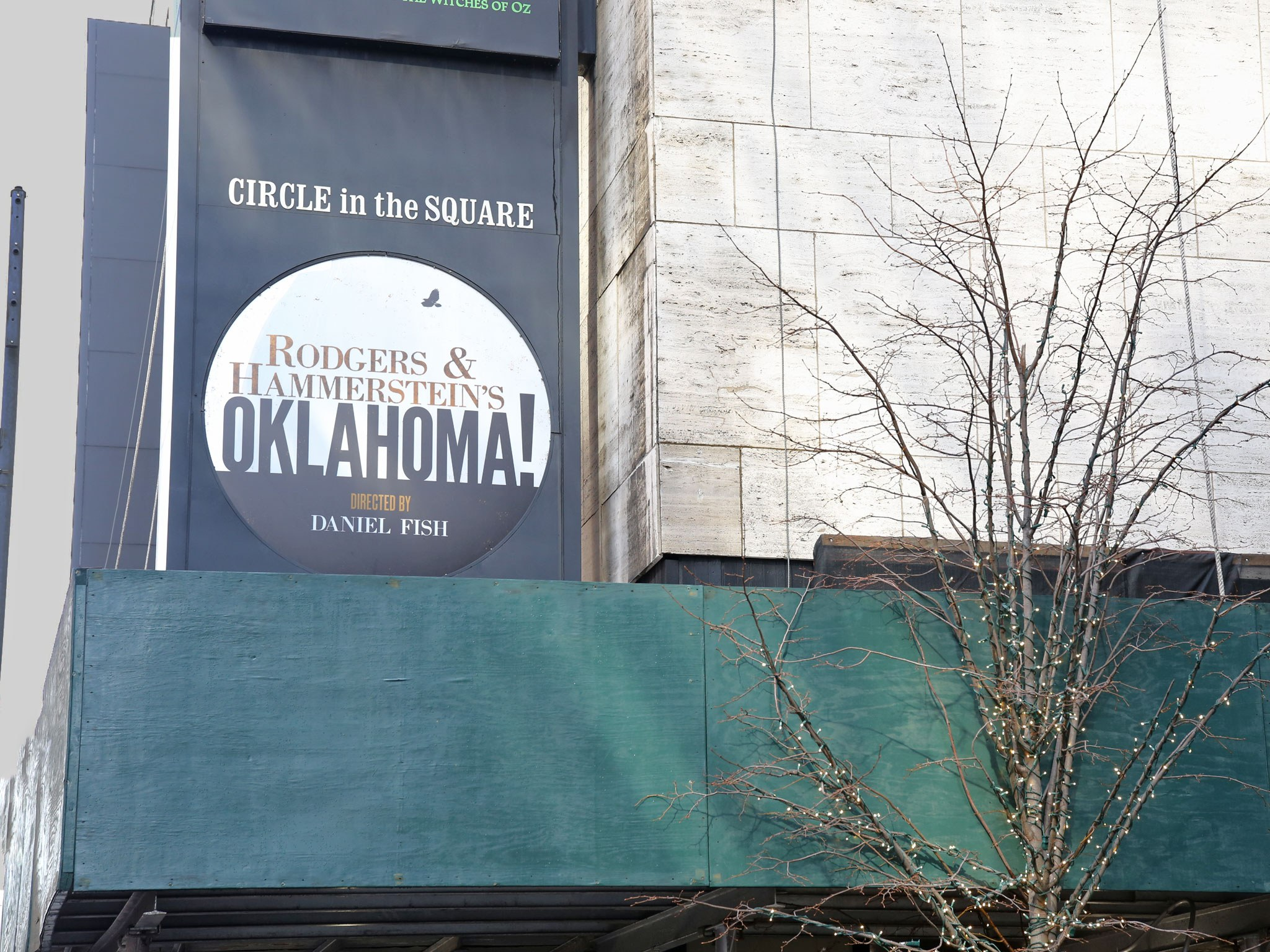 Oklahoma at Circle in the Square Theatre