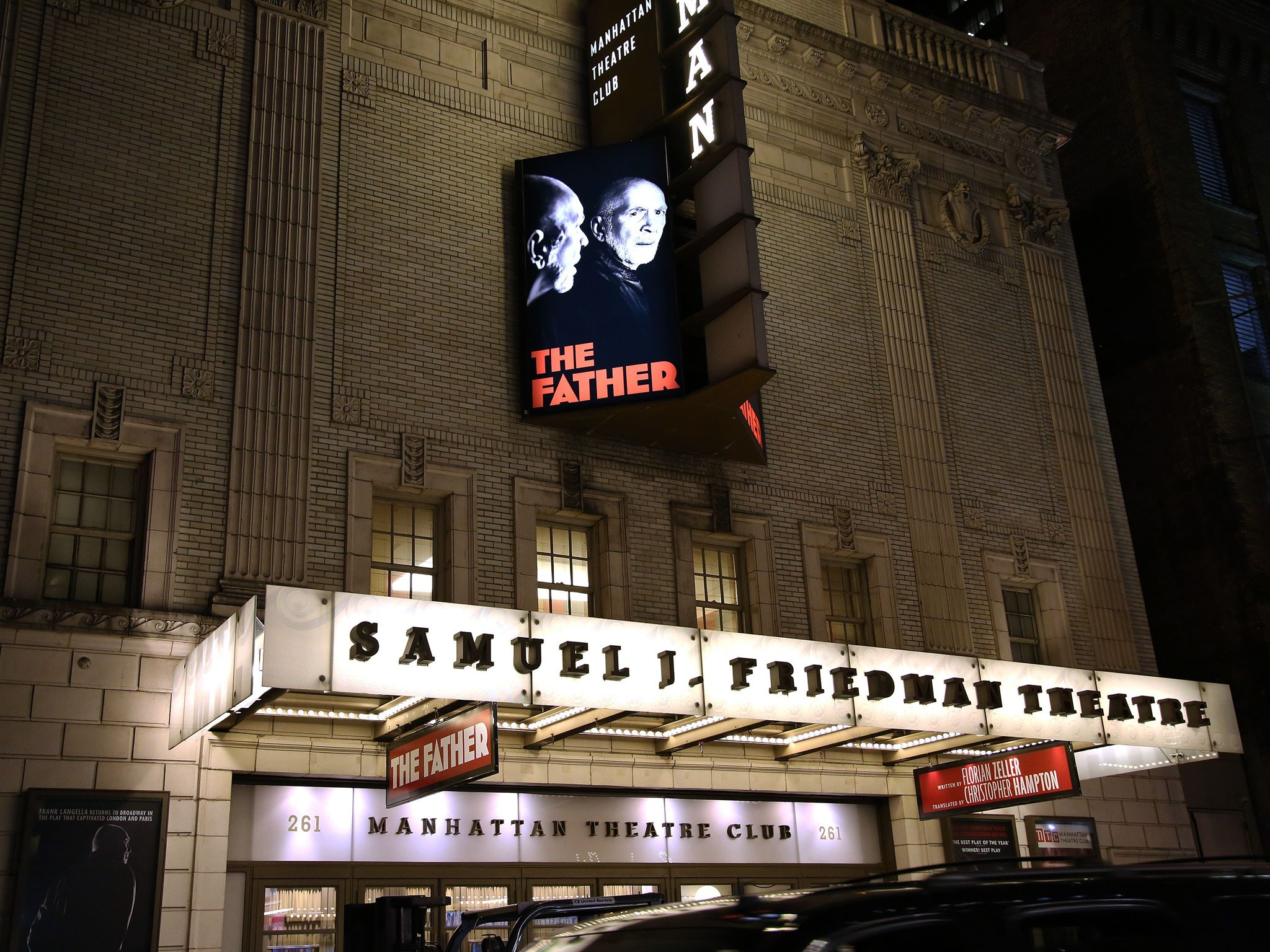 The Father Marquee