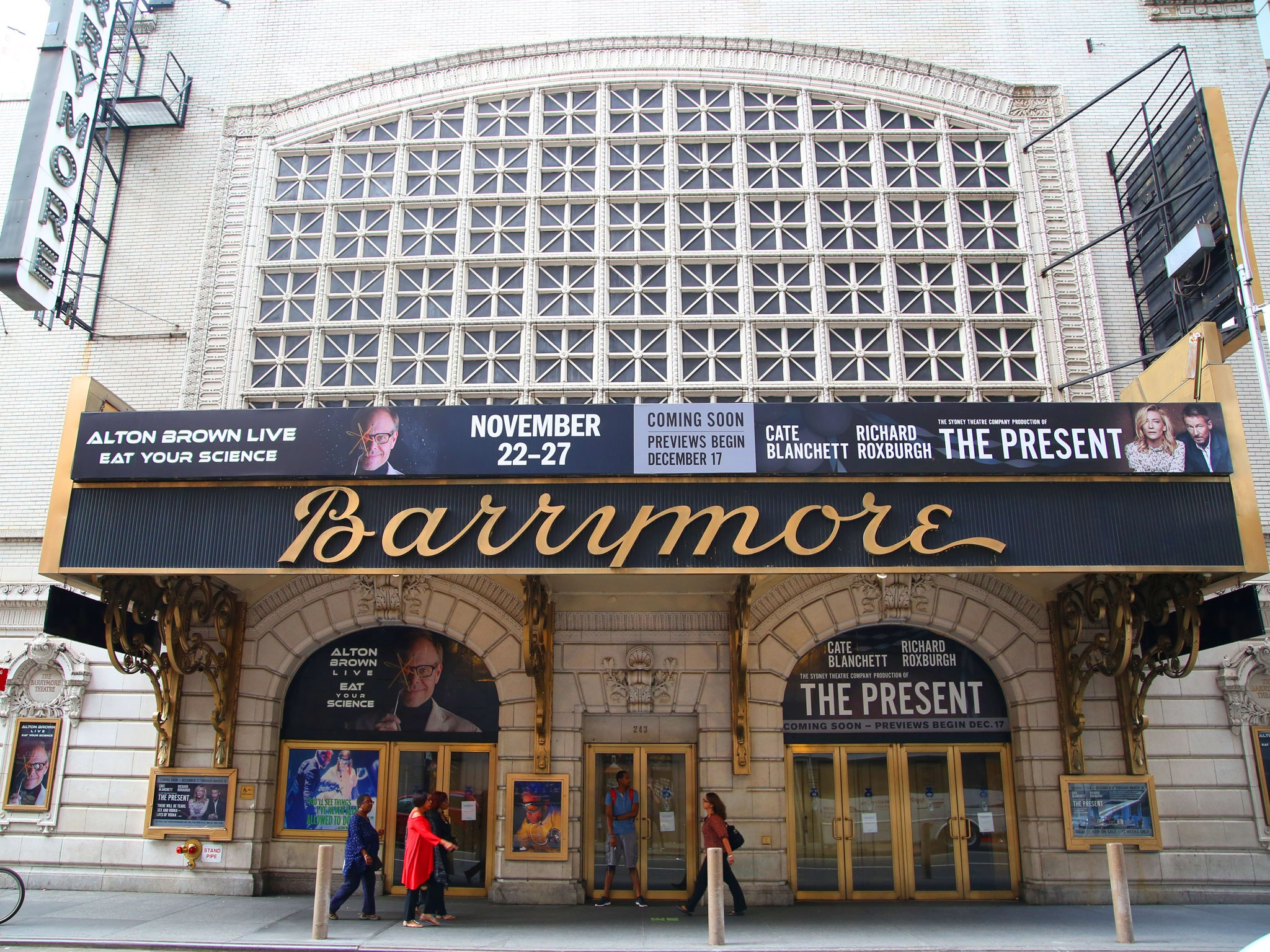 The Present Marquee