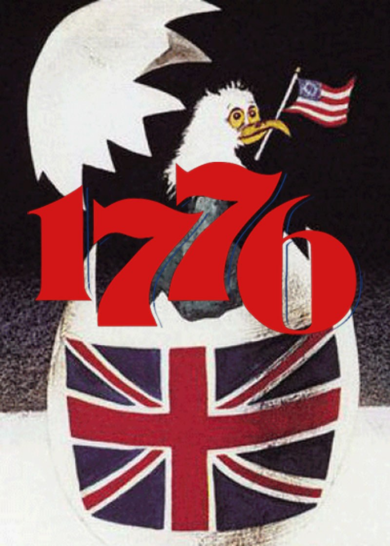 1776 Poster