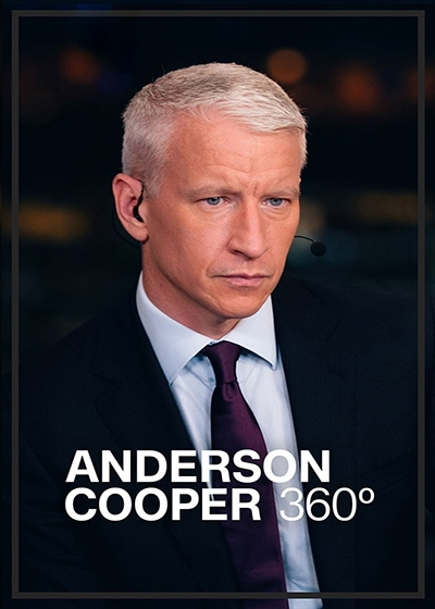 Anderson Cooper 360 Show Poster