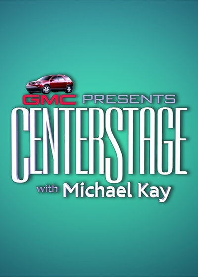 CenterStage Show Poster