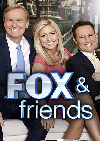 Fox & Friends Show Poster