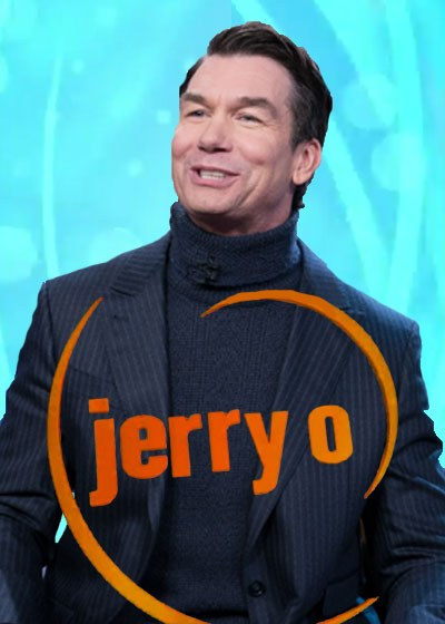 Jerry O' Show Poster