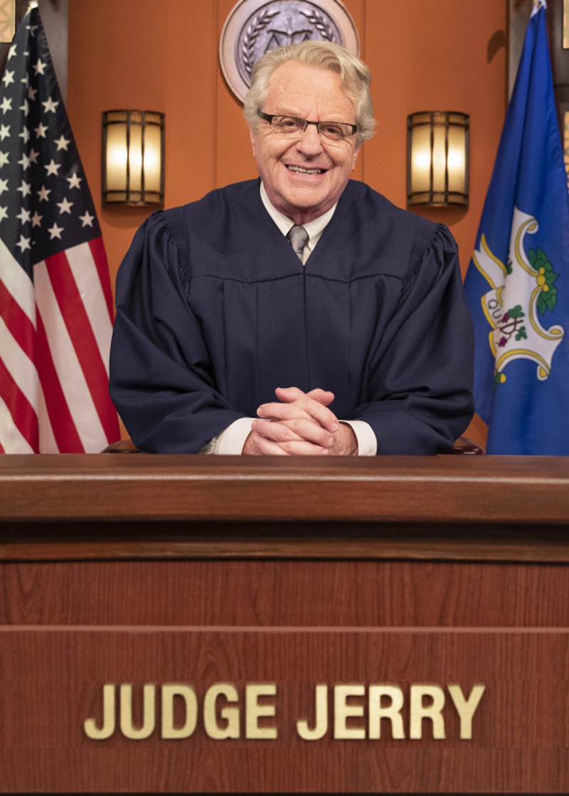 Judge Jerry Free TV Show Tickets