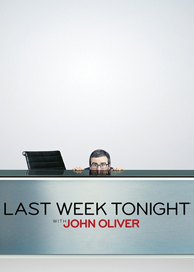 Last Week Tonight with John Oliver Show Poster