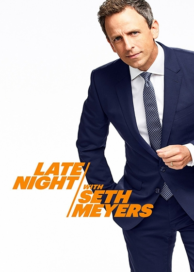 Late Night with Seth Meyers Show Poster