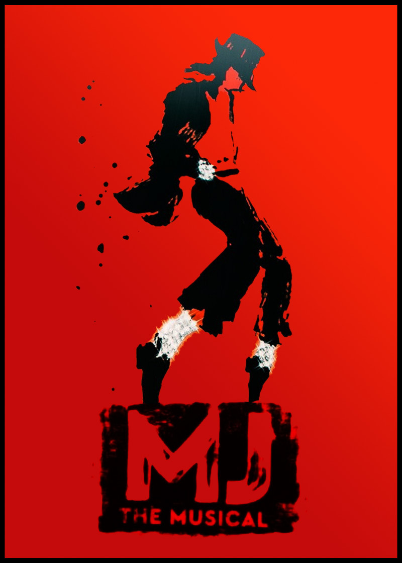 MJ: The Musical Poster