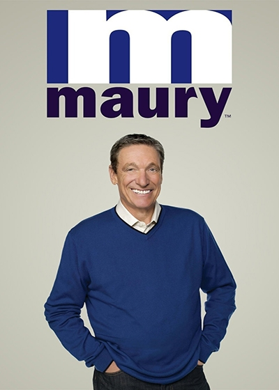 The Maury Show Show Poster