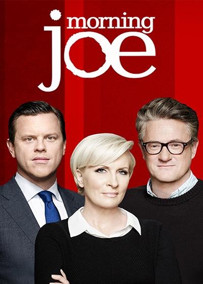 Morning Joe Show Poster