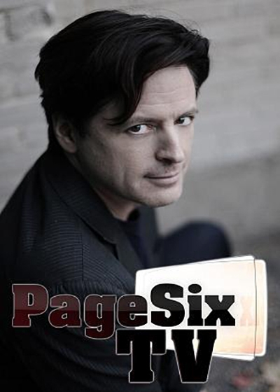 Page Six TV Show Poster