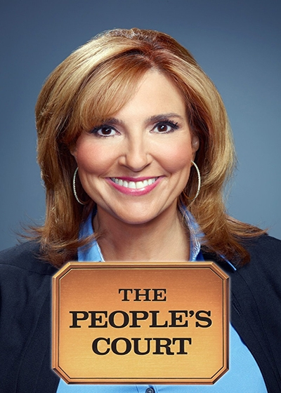 People's Court Show Poster