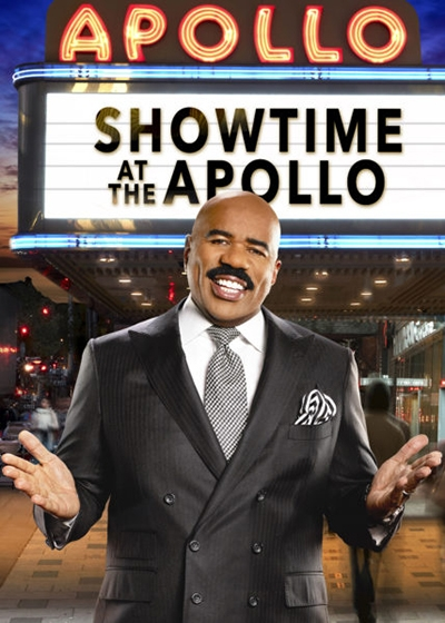 Showtime at the Apollo Show Poster