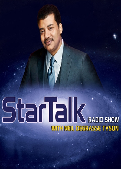 StarTalk Show Poster