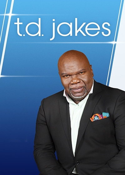 TD Jakes Show Poster