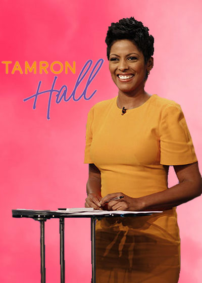 Tamron Hall Show Poster