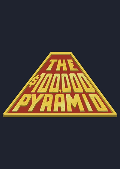 The $100,000 Pyramid Show Poster